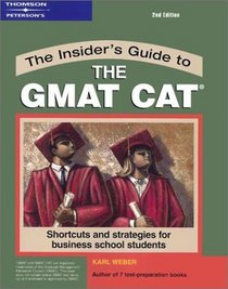 The Insider's Guide to the GMAT CAT