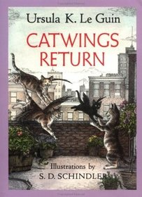 Catwings Return (Mini Book)