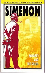 Maigret and the Killer (Harvest/HBJ Book)