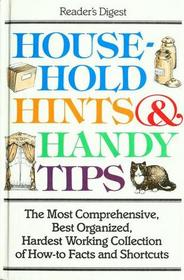 Household Hints & Handy Tips