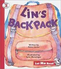 Lin's Backpack (Let Me Read, Level 2)
