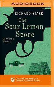 The Sour Lemon Score (The Parker Novels)