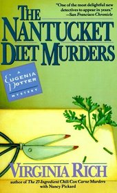 The Nantucket Diet Murders (Eugenia Potter, Bk 3)