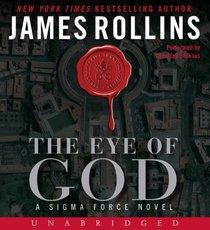 The Eye of God (Sigma Force, Bk 9) (Audio CD) (Unabridged)