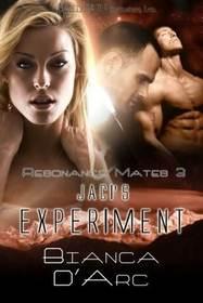 Jaci's Experiment (Resonance Mates, Bk 3)