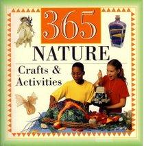 365 Nature Crafts & Activities