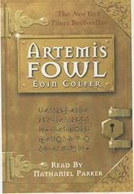 Artemis Fowl: Library Edition