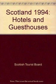 Scotland Hotels & Guest Houses 1994