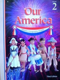 Abeka Our America History/Geography Reader Grade 2 (student book)