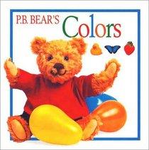 P.B. Bear's Colors