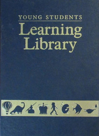 Young Students Learning Library Dictionary