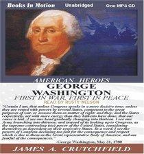 George Washington (American Heroes Series)