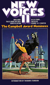 New Voices 2: The Campbell Award Nominees