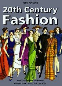 Twentieth-Century Fashion : The Complete Sourcebook