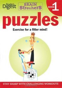 Puzzles: No. 1: Exercises for a Fitter Mind! (Brainstretchers)