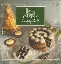 Harrods Book of Cakes and Desserts