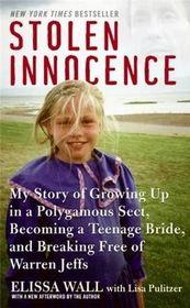 Stolen Innocence (Large Print)