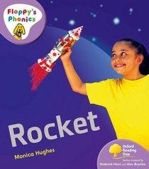 Oxford Reading Tree: Stage 1+: Floppy's Phonics Non-fiction: Rockets (Floppy Phonics)