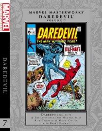 Marvel Masterworks: Daredevil Volume 7
