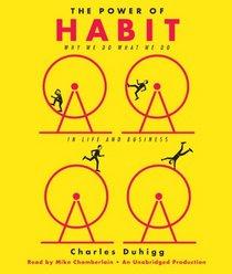 The Power of Habit (Audio CD) (Unabridged)