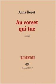 Au corset qui tue: Roman (L'Infini) (French Edition)