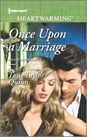 Once Upon a Marriage (Harlequin Heartwarming, No 112) (Larger Print)