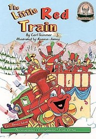 The Little Red Train Read-Along with Cassette(s) (Another Sommer-Time Story)