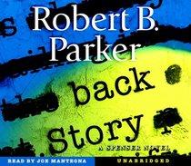 Back Story (Spenser, Bk 30) (Audio CD) (Unabridged)