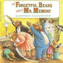 The Forgetful Bears Meet Mr Memory