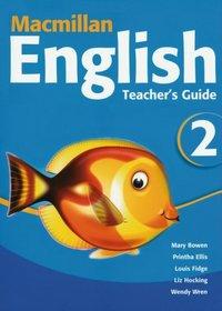 Macmillan English 2 Teacher's Book