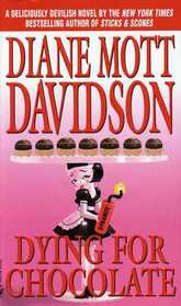 Dying for Chocolate (Goldy Schulz, Bk 2)
