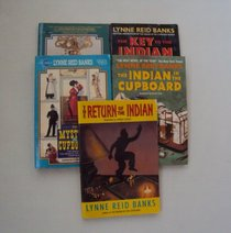 Indian in the CupBoard Books Set: The Mystery of the Cupboard - The secret of the Indian - The key to the indian - the return of the indian