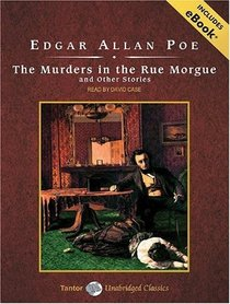 The Murders in the Rue Morgue and Other Stories, with eBook (Tantor Unabridged Classics)