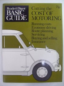 Cutting the Cost of Motoring