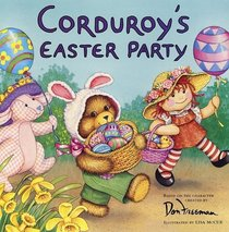 Corduroy's Easter Party (Corduroy)
