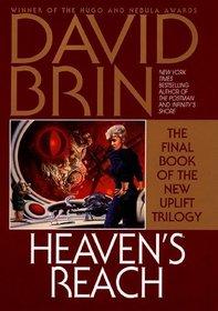 Heaven's Reach (Uplift Storm, Bk 3) (Uplift, Bk 6)
