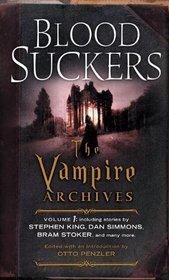 Bloodsuckers: The Vampire Archives, Vol 1