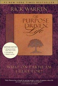 The Purpose Driven Life, Duo Tone Keepsake Edition