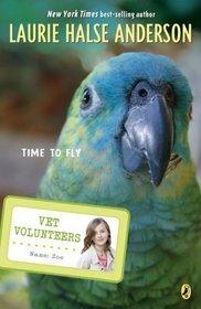Time to Fly #10 (Vet Volunteers)