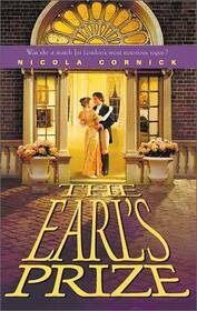 The Earl's Prize (Tallants, Bk 1) (Harlequin Historicals, No 684)