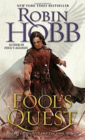 Fool's Quest (Fitz and the Fool, Bk 2)