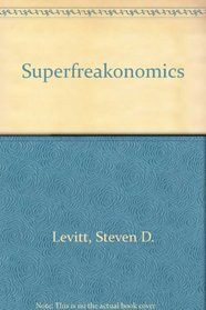 Superfreakonomics (Korean Edition)