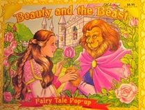 Beauty and the Beast (Fairy Tale Pop-up)