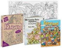 Dover Coloring Box - Fairies