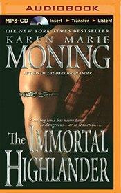 The Immortal Highlander (Highlander Series)