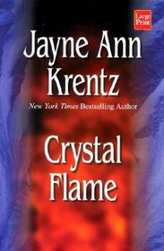 Crystal Flame (Wheeler Large Print Softcover Series)