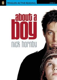 PLAR4:About a Boy for Pack (Penguin Longman Active Reading)