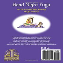 Good Night Yoga (Good Night (Our World of Books))