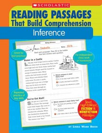 Inference (Reading Passages That Build Comprehension, grades 2-3)