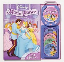 Disney Princess Music Player Storybook (Disney Princess)